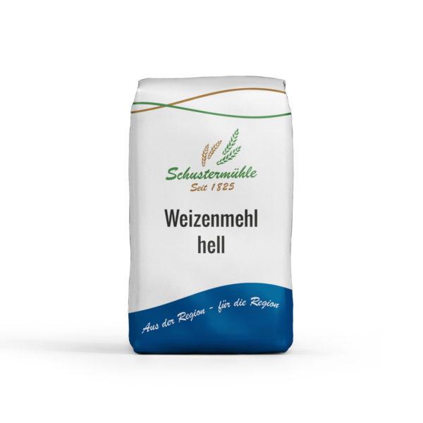 Weizenmehl hell